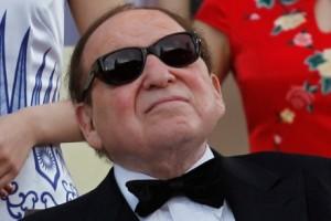 Casinokongen Sheldon Adelson
